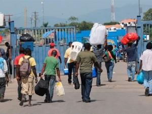 Los productos dominicanos entran por la frontera con Dajabón y Jimaní.