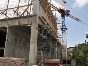La construcción es uno de los trabajos donde más se violan las normas de seguridad laboral en el país.
