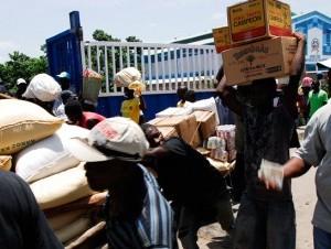Por el puesto fronterizo de Dajabón históricamente se produce un movimiento importante de mercancías, que será afectado por la medida.