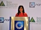 Mariel Bera, del Banco Popular.
