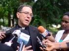 El obispo Nicanor Peña pidió justicia en el caso del arquitecto que se suicidó.