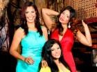 Jenny Medina, Glenys Abreu y Yaniris Tavarez están de aniversario.