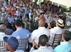 Luis Abinader juramentó la directiva de su Comando Agropecuario, en ocasión de celebrarse hoy el Día del Agrónomo.