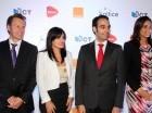 Olivier Reale, Liza Arzeno, Abdelhakim Boubazine y Mirna Eusebio.