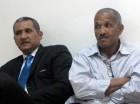 A la derecha, Rafael Valera, excoordinador de la región Este.