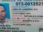 El militar Harlen Divarys Rodríguez Santana, detenido con Marihuana (imagen cortesía de @dajaboncity)