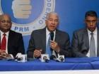 Andrés Bautista y otros dirigentes del PRM deploraron el escándalo en OISOE.