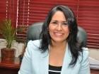 Maritza Hernández, ministra de Trabajo.