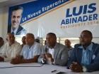 Precandidatos a la Alcaldía del municipio Santo Domingo Este por el Partido Revolucionario Moderno (PRM).
