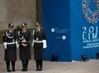 El FMI y el BM se reúnen en Lima.