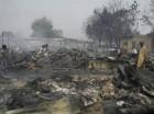 La inmolación de las mujeres ocurrió en  Damaturu, el centro comercial de Yobe, en Nigeria.