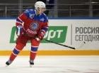 El enfrentamiento deportivo en el que jugó Vladimir Putin se transmitió en vivo en la televisión rusa.