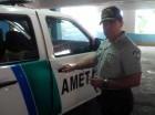 Coronel Tejeda B. de la Amet, quien investigará el accidente.