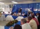 Mesa de Discusión en Dajabón en la que trataron Ley 28-01: fortalezas, debilidades y perspectivas para su aprovechamiento.