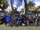 Motocicletas.