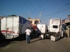 Transportistas bloquean la frontera por Dajabón.