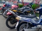 Motocicletas ocupadas en operativo