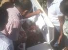 """Argelio Euribiades Ramírez Gómez """"Euris"""" fue sepultado en el cementerio municipal de Tamayo."""