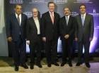 Presidente Danilo Medina durante la reinauguración del Hotel Jaragua.