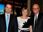 Daniel Schwalbach, Sabine Bloch y Gerd-Michael Triller.