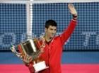 Djokovic ha estado duro este año.