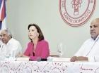 La investigación fue presentada ayer en el Instituto Tecnológico de Santo Domingo.