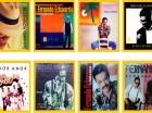 Portadas de los álbumes que componen la discografía de La Familia André, la cual lideró Fernando Echavarría hasta su muerte.