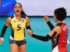 La dominicana Brenda Castillo es la mejor líbero del mundo.