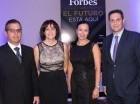 Juan Pablo Kolman, Adriana Santa, Paulina Martínez y Xavier Pires.
