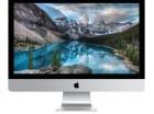 Fotoggrafía publicitaria facilitada por Apple muestra una computadora iMac de 27 pulgadas con monitor Retina 5K. (Apple Inc. vía AP)