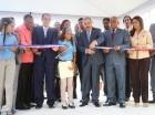 El presidente Danilo Medina entrega 4 escuelas en Barahona.