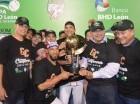 Los Gigantes del Cibao ganaron el título del torneo pasado ante las Estrellas Orientales.