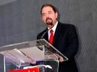 Oscar Peña, presidente de Claro, pronunció el discurso durante el acto.