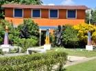 El centro funciona en la Plaza de la Cultura de Bonao.