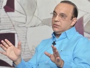 El candidato presidencial por el PRSC, Federico Antún Batlle (Quique).