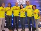 Uno de los equipos de maratonistas que estará en el evento.