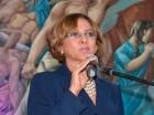 La doctora Emma Boden, directora del Hospital Salvador B. Gautier.