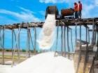 La mina de sal de Las Salinas, desde la fundación de Baní, ha sido clave en la vida económica del pueblo.