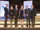 Héctor Martínez, Olivia Colasante, Art Torno, Linda Wheleer, Oliver Bojos y Sergio López.
