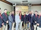 Miembros de la nueva Junta Directiva Capítulo NFPA 2015-2017.