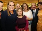 Danilo Medina y Cándida Montilla de Medina encabezan encuentro familiar.