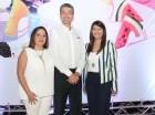 Carolina Pantaleón, Luis Fernando Enciso y Laura Pérez.