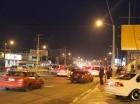 La iluminación de la avenida San Isidro mejoró la visibilidad del tránsito.