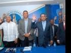 César Díaz Filpo se juramenta en el PRM.