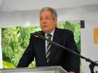 El presidente del Conep, Rafael Blanco Canto, habló en la Torre Empresarial.