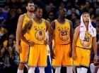 Stephen Curry (30) es el líder indiscutido de los Warriors.