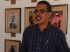 Edis Sánchez,  director  de la Dirección Nacional de Folklore.