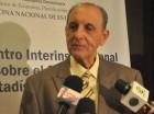 Durante el desarrollo del XXXIV Encuentro Interinstitucional del Sistema Estadístico .