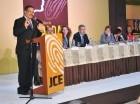 Roberto Rosario encabeza el acto de presentación del Reglamento.