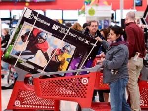 Las personas aprovechan este día para adquirir, principalemente, electrodomésticos.